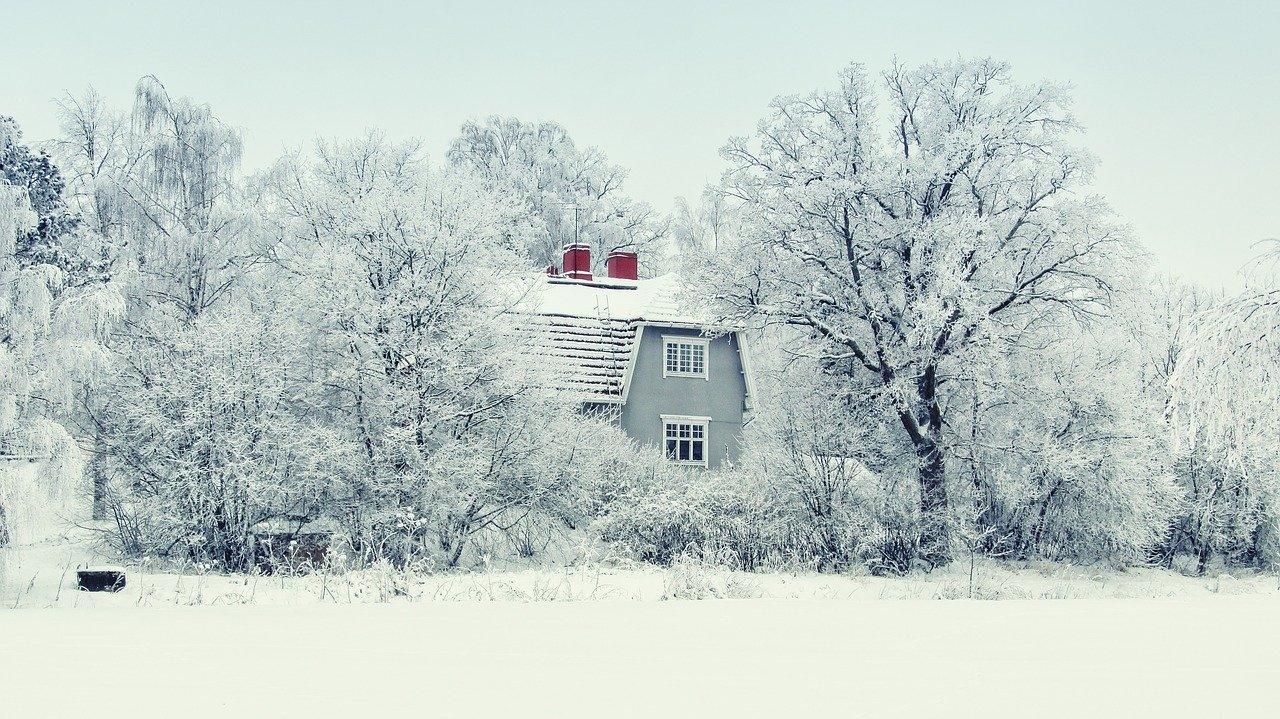 Finlande sous la neige